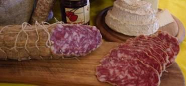 BONARDA RABATLEI e il salame nobile del Giarolo