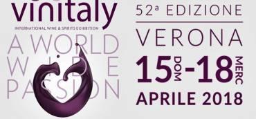 Vinitaly 15 – 18 Aprile 2018