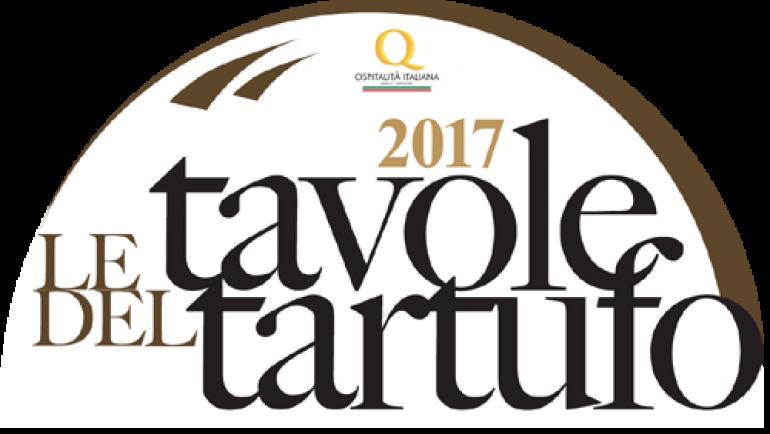 Le tavole del Tartufo 2017